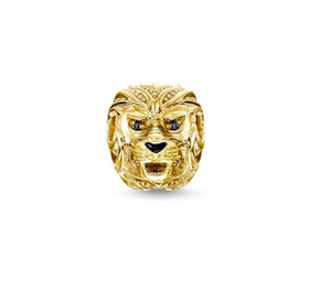 Golden Lion Charm