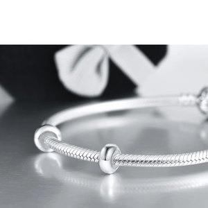 Stopper Charms Sterling Silver fit pandora bracelet | Loulu Charms