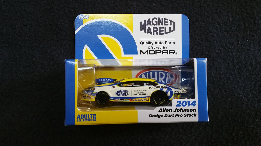 !!! Spend $30 and Receive a Free Allen Johnson Diecast - While Supplies Last !!!