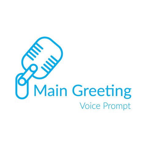Main Greeting Voice Prompt