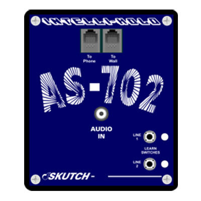 AS-702-B  Skutch 2-Line Adapter