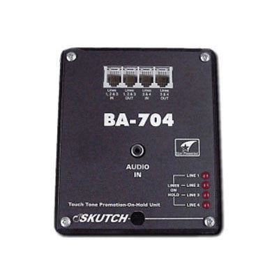 BA-704 Skutch 4Line Adapter