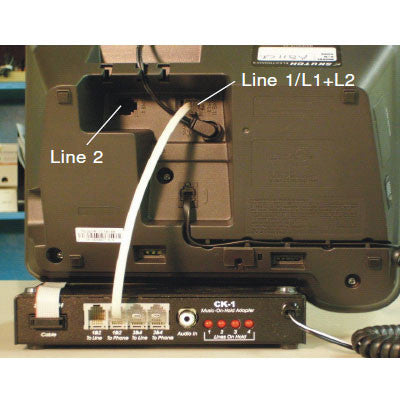 CK-1A5 Skutch  2 Line Adapter