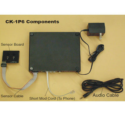 CK-1P6 Skutch 2 Line Adapter