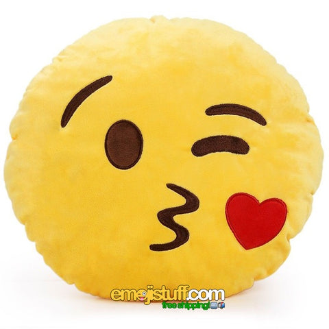 Emoji pillows free shipping