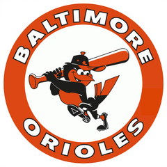 Baltimore Orioles popsocket