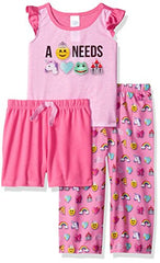 The Children's Place Baby-Girls' 3-Piece Pajama Set