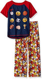EMOJI Little Boys' 100% 2 Pc Sleepwear Sets