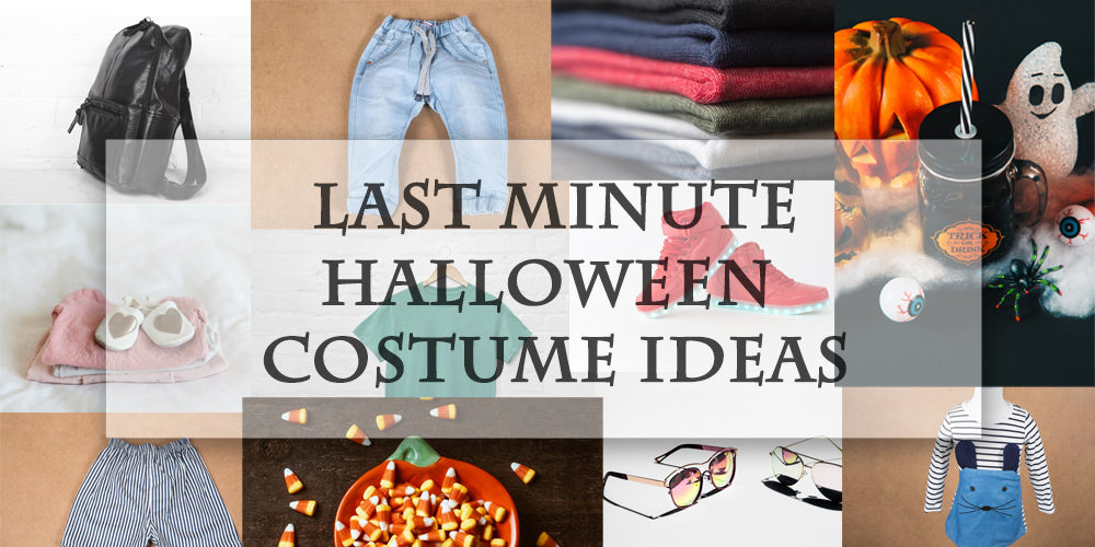 Last Minute Halloween Costume Ideas - Wholesale Sunglasses