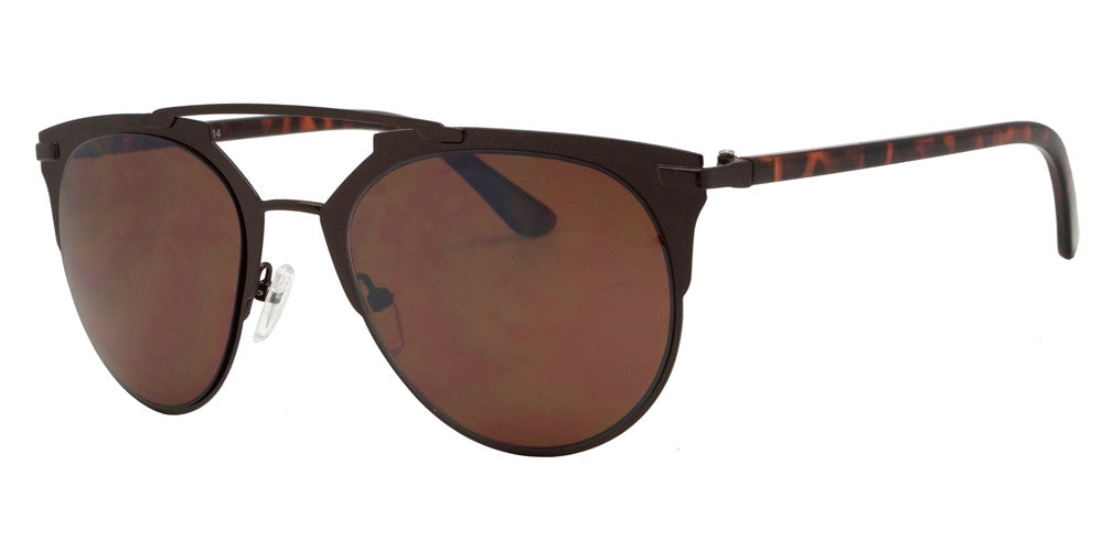 Wholesale - 1814 - Bulk Metal Sunglasses - Dynasol Eyewear