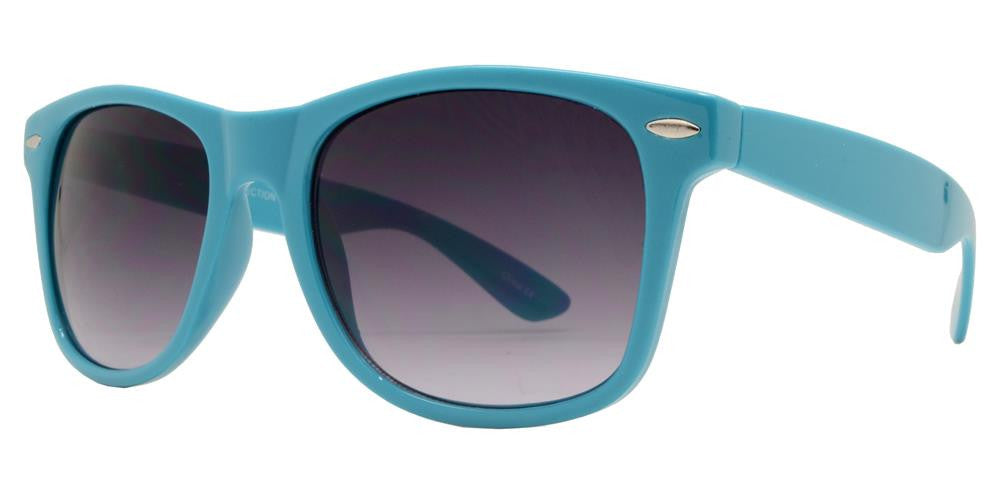 Dynasol Eyewear - Wholesale Sunglasses - 7110 R - Classic Horn Rimmed Multi Color Plastic Sunglasses - sunglasses