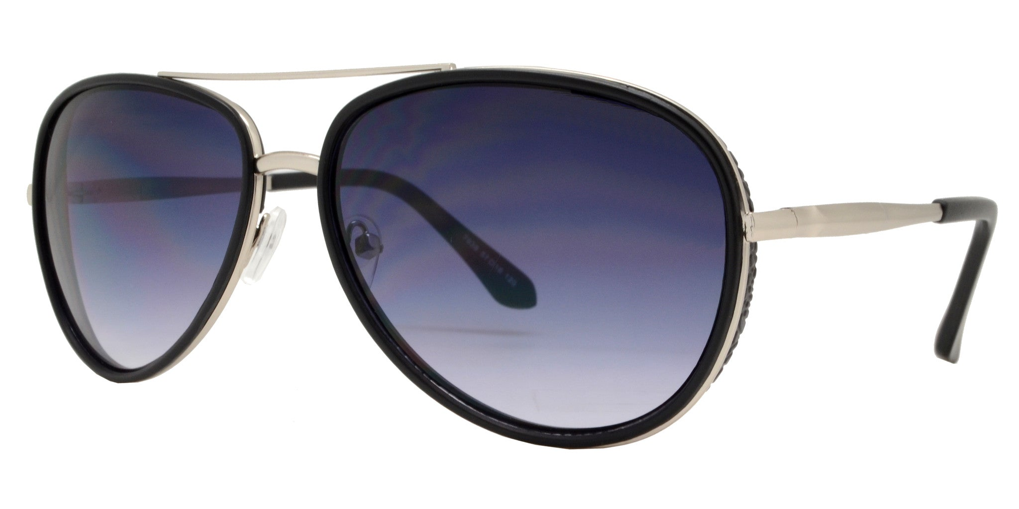 Dynasol Eyewear - Wholesale Sunglasses - 7938 - Retro Plastic Aviator Sunglasses - sunglasses