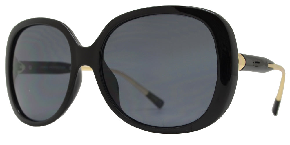 Wholesale - 8129 - Square Fashion Plastic Sunglasses - Dynasol Eyewear