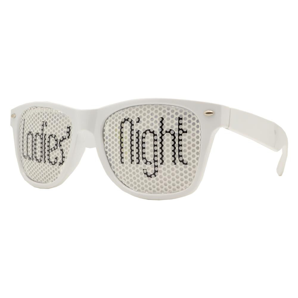 Wholesale - 8455 - Classic Horn Rimmed Novelty 'Ladies Night' Plastic Sunglasses - Dynasol Eyewear