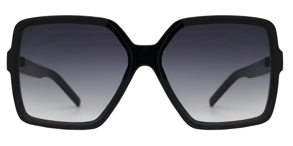 Wholesale - 8865 - Square Plastic Fashion Sunglasses - Dynasol Eyewear