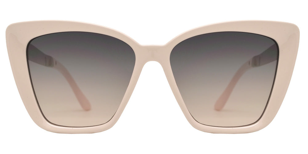 Wholesale - 8873 - Plastic Box Cat Eye Sunglasses - Dynasol Eyewear