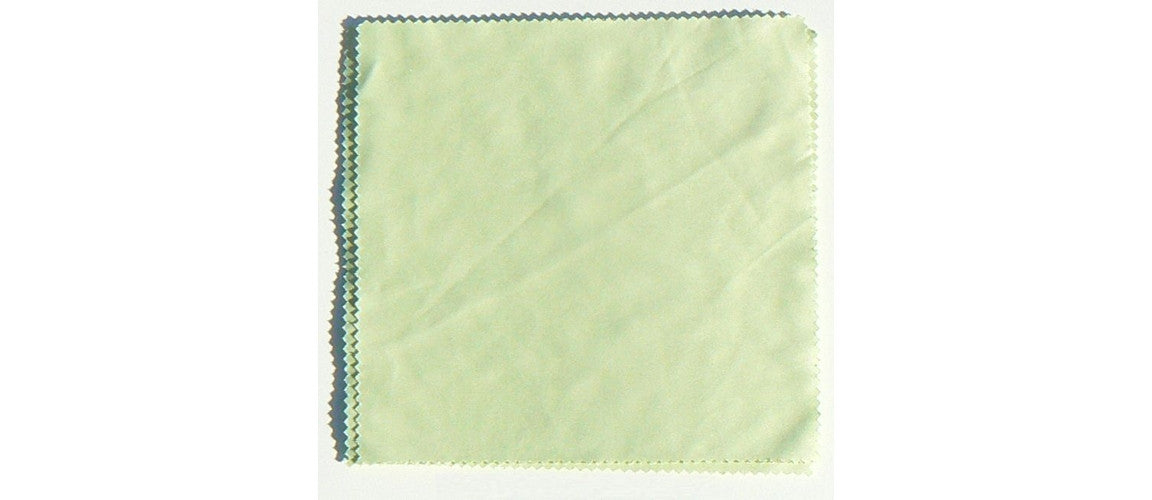 Dynasol Eyewear - Wholesale Sunglasses - Green Microfiber Cleaning Cloth - Accessories