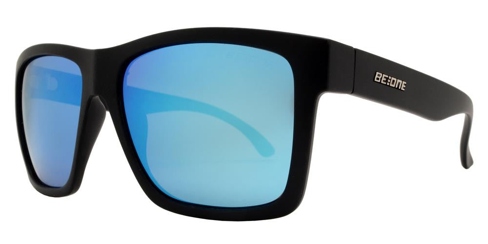 Wholesale - PL Daren - Polarized Men Square Sport Plastic Sunglasses - Dynasol Eyewear