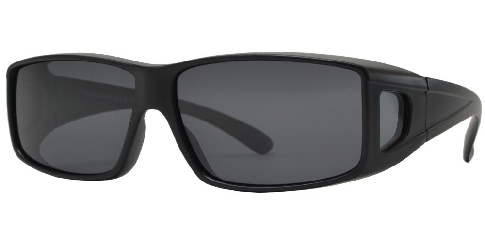 PL 8887 - Polarized Sunglasses Wear Over to Cover Over Prescription Glasses