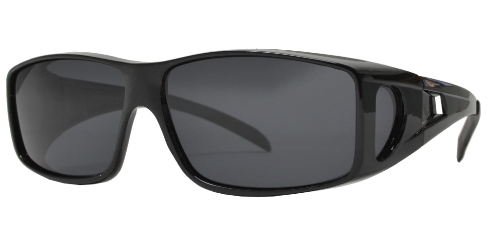 PL 8886 - Polarized Sunglasses Wear Over to Cover Over Prescription Glasses