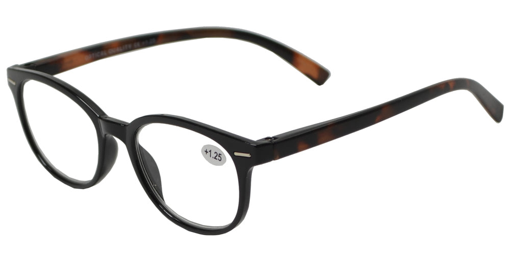 Wholesale - RS 1202 - Plastic Reading Glasses - Dynasol Eyewear