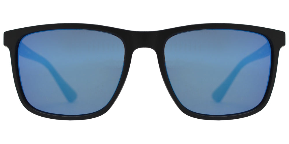 Wholesale - FC 6499 - Mens Fashion Rectangular Sunglasses - Dynasol Eyewear