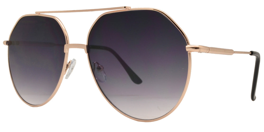 Dynasol Eyewear - Wholesale Sunglasses - 8773 - Metal Aviator Sunglasses - sunglasses