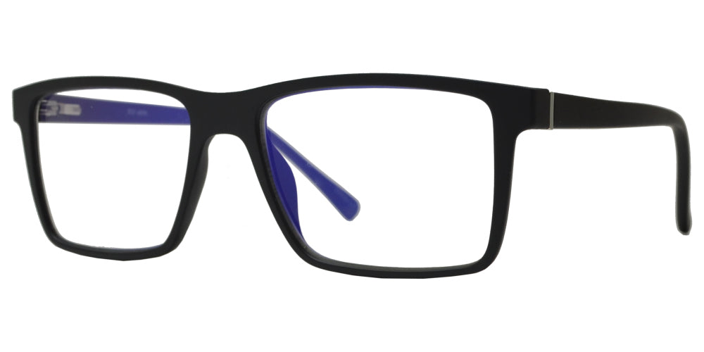 BL 1389 - Rx-able Blue Light Blocking Glasses with Spring Hinge