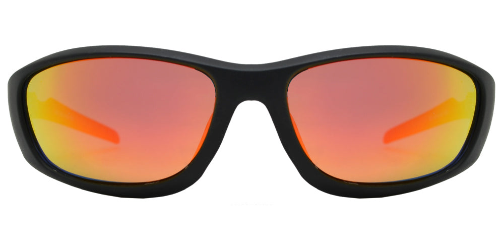 PL Leo - Polarized Sports Wrap Around Sunglasses