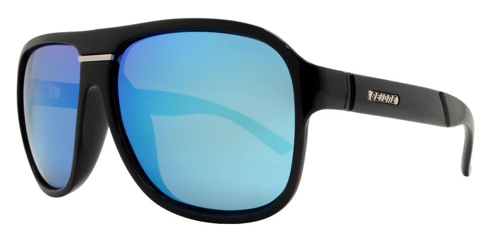 Dynasol Eyewear - Wholesale Sunglasses - PL Franklin - Polarized Men Retro Plastic Sunglasses - sunglasses