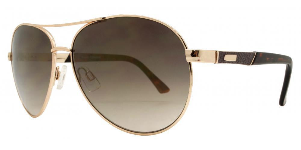 Dynasol Eyewear - Wholesale Sunglasses - FC 6291 - Aviator Metal Sunglasses - sunglasses