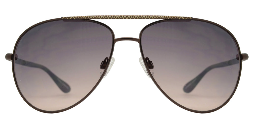 Dynasol Eyewear - Wholesale Sunglasses - FC 6134 - Brow Bar Aviator Metal Sunglasses - sunglasses