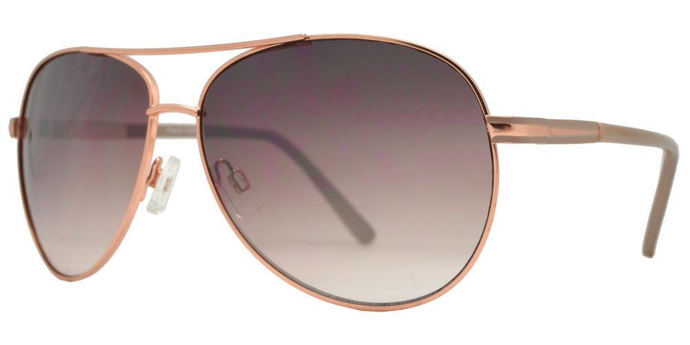 Dynasol Eyewear - Wholesale Sunglasses - FC 6143 - Aviator Metal Sunglasses - sunglasses