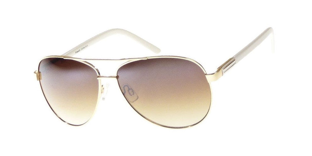 Dynasol Eyewear - Wholesale Sunglasses - FC 6148 - Aviator Fashion Metal Sunglasses - sunglasses