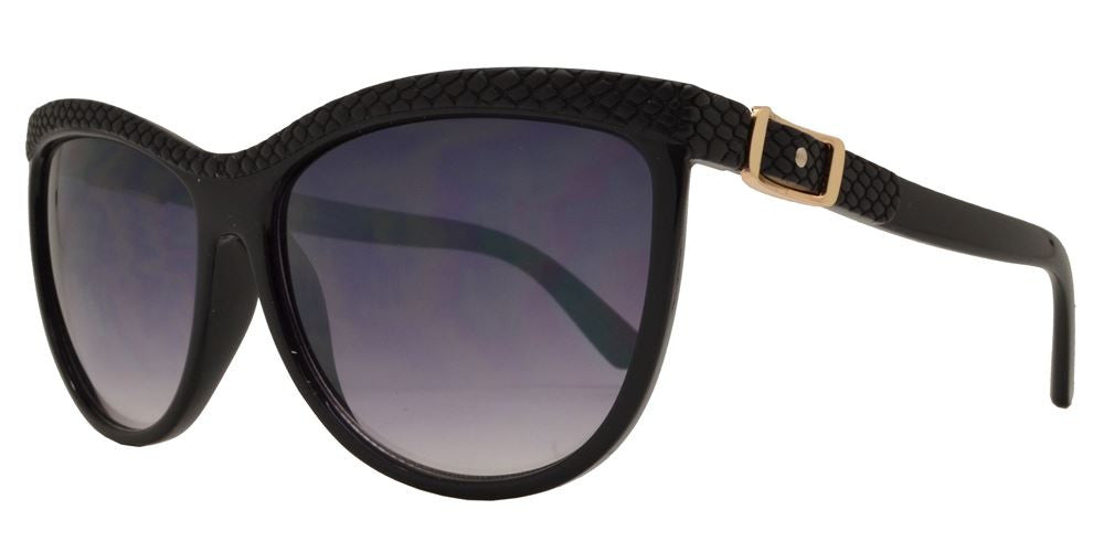 Dynasol Eyewear - Wholesale Sunglasses - FC 6181 - Cat Eye Women Plastic Sunglasses - sunglasses