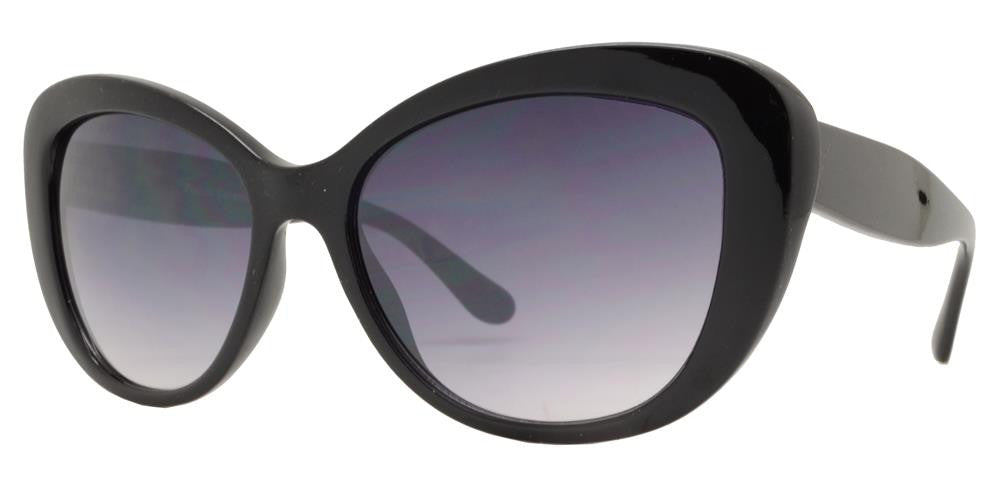 Dynasol Eyewear - Wholesale Sunglasses - FC 6350 - Cat Eye Women Plastic Sunglasses - sunglasses