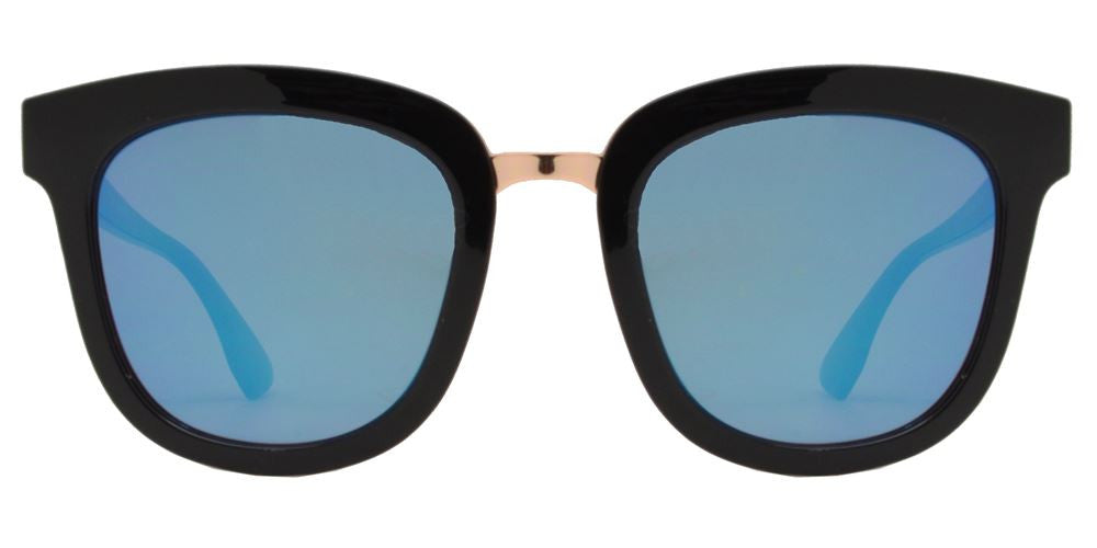 Dynasol Eyewear - Wholesale Sunglasses - FC 6354 - Horn Rimmed Thick Plastic Sunglasses - sunglasses
