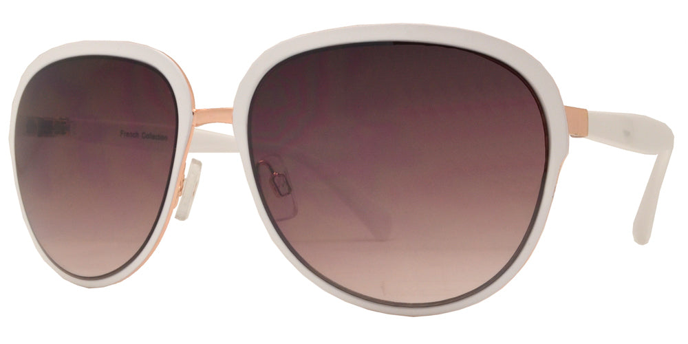 Dynasol Eyewear - Wholesale Sunglasses - FC 6367 - Aviator Metal Sunglasses - sunglasses