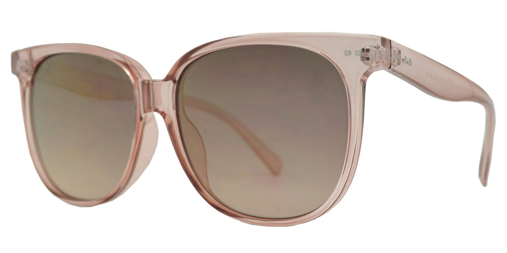 FC 6467 - Women Square Plastic Sunglasses