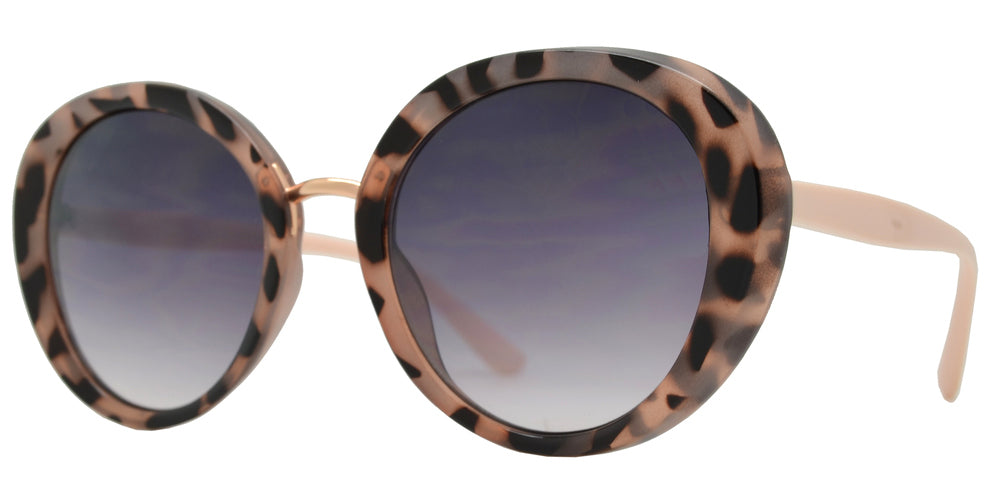 FC 6476 - Fashion Plastic Cat Eye Sunglasses