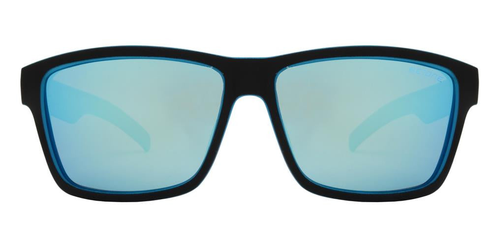 Wholesale - PL Marcus - Polarized Men Square Horn Rimmed Plastic Sunglasses - Dynasol Eyewear