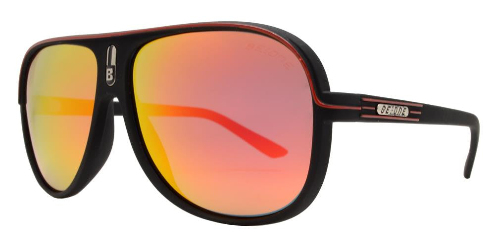 Wholesale - PL Miller - Polarized Men Retro Aviator Plastic Sunglasses - Dynasol Eyewear