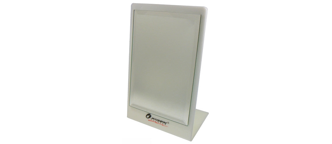 Wholesale - Oxigen Mirror - Table Stand Up Mirror - Dynasol Eyewear