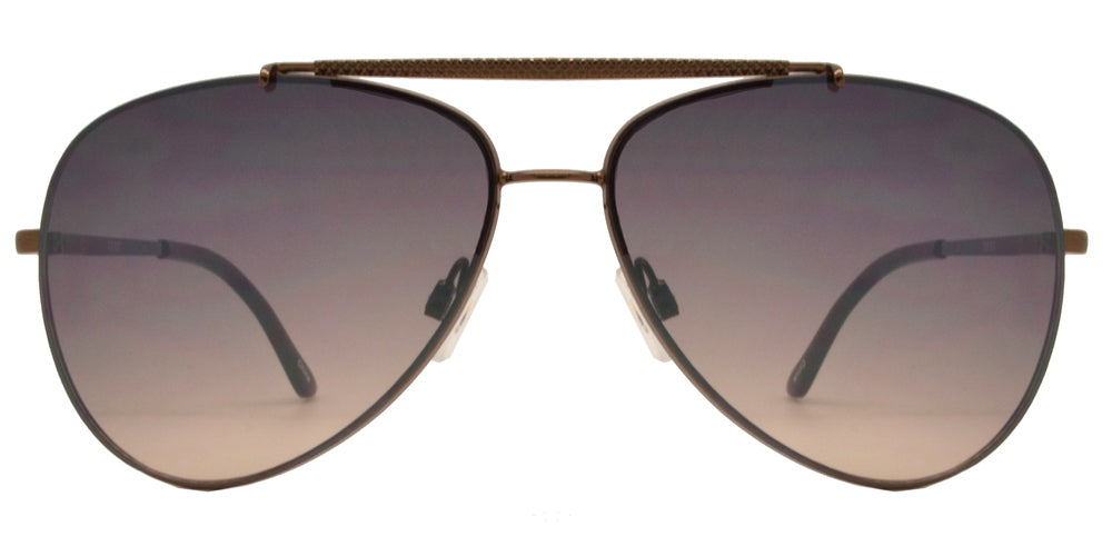 Wholesale - OX 2837 - Classic Aviator with Brow Bar Metal Sunglasses - Dynasol Eyewear