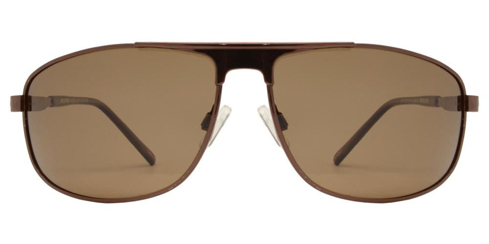Dynasol Eyewear - Wholesale Sunglasses - PL 3902 - Polarized Men Square Sport Metal Sunglasses - sunglasses