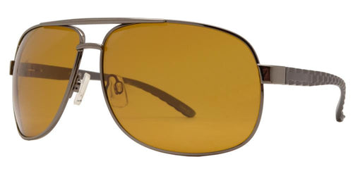 Wholesale - PL 955 - Aluminum Sports Aviator Polarized Sunglasses - Dynasol Eyewear