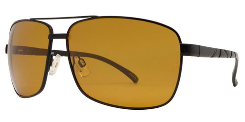 Wholesale - PL 960 - Aluminum Square Aviator Sports Polarized Sunglasses - Dynasol Eyewear