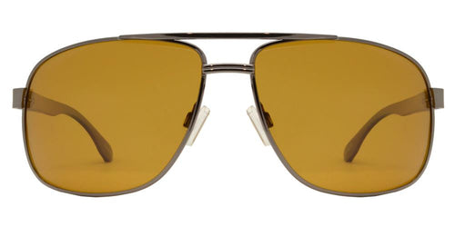 Wholesale - PL 963 - Aluminum Square Aviator Polarized Sunglasses - Dynasol Eyewear