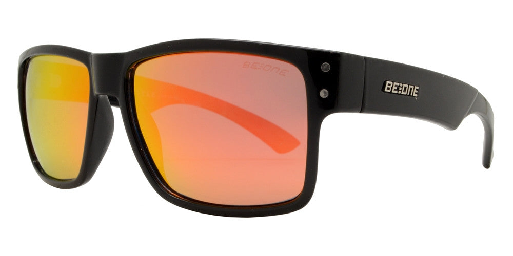 Dynasol Eyewear - Wholesale Sunglasses - PL Lyle - Polarized Men Sport Rectangular Plastic Sunglasses - sunglasses