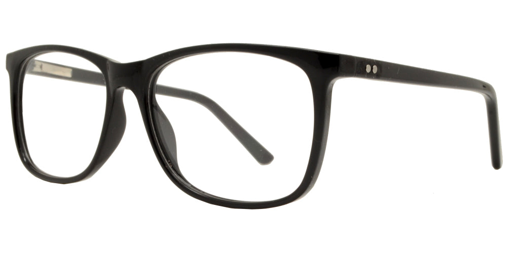 BL 1504 - Rx-able Blue Light Blocking Glasses with Spring Hinge
